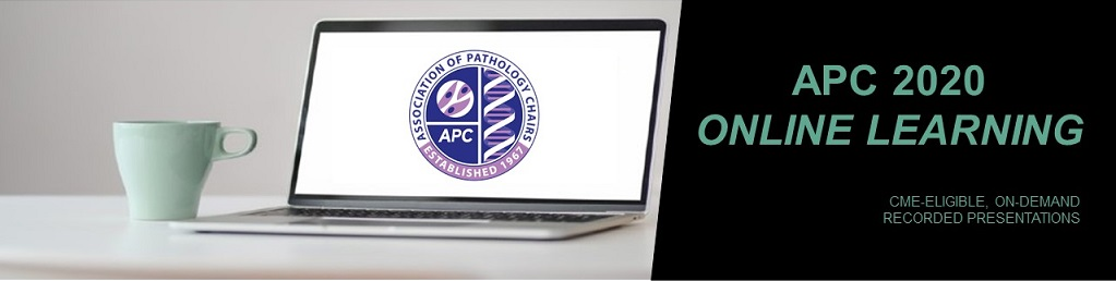 APC Online Learning - CME-eligible, on-demand recordings from APC 2020