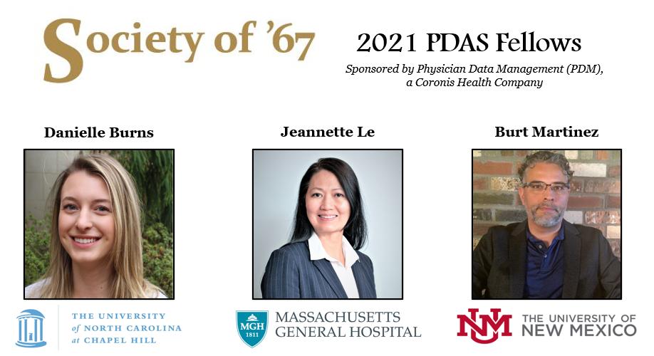 2021 PDAS Fellows